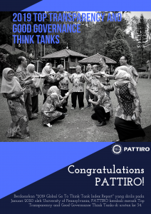 Kartu ucapan think tanks 2020